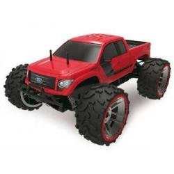 Ford F-150 monster truck 1:8 2.4Ghz ČERVENÝ