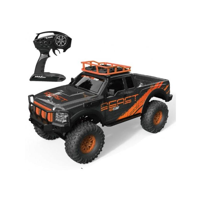 ORANGE BEAST - 1/10 Crawler 4x4